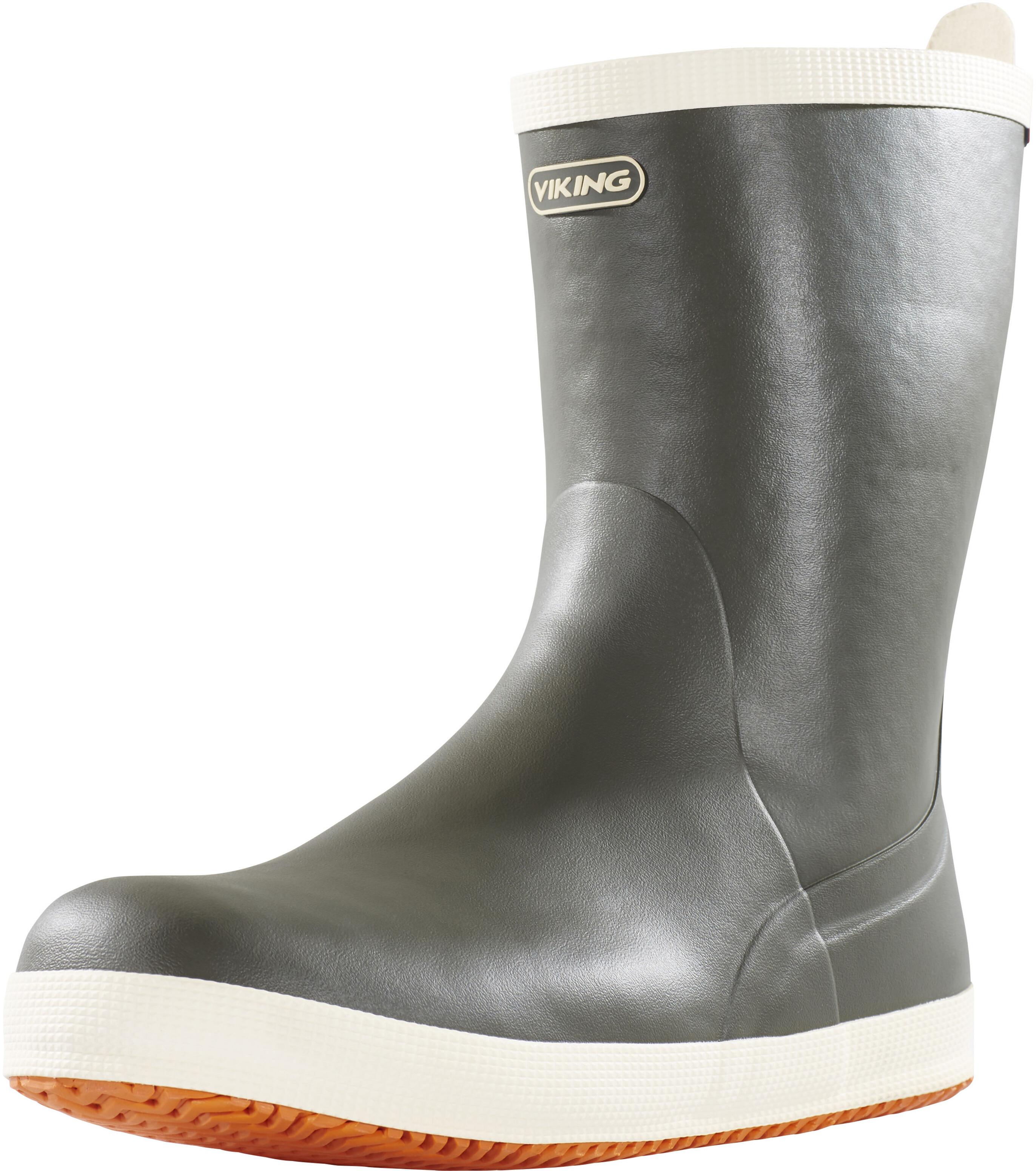 5a146b4c97e8 Viking Footwear Seilas Gummistøvler oliven